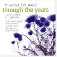 Through the Years CD Image