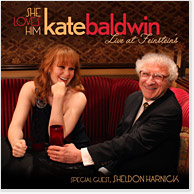 >Kate Baldwin: She Loves Him CD Image