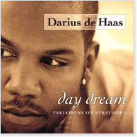 Darius de Haas: Day Dream - Variations on Strayhorn CD Image
