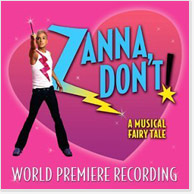 Zanna, Don't! CD Image