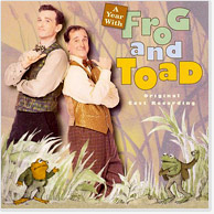 A Year With Frog and Toad CD Image