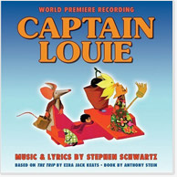 Captain Louie CD Image