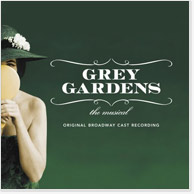 Grey Gardens: Original Broadway Cast Recording CD Image