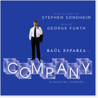 Company: New Broadway Cast Recording CD Image