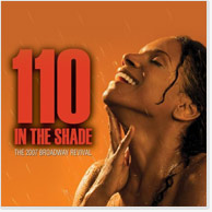 110 in the Shade CD Image