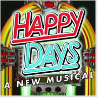 Happy Days: A New Musical CD Image