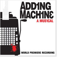 Adding Machine: A Musical CD Image