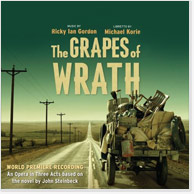 The Grapes of Wrath CD Image