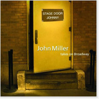 John Miller: Stage Door Johnny CD Image
