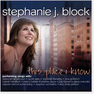 >Stephanie J. Block: This Place I Know CD Image