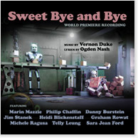Sweet Bye and Bye CD Image