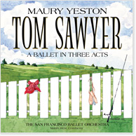 Tom Sawyer CD Image